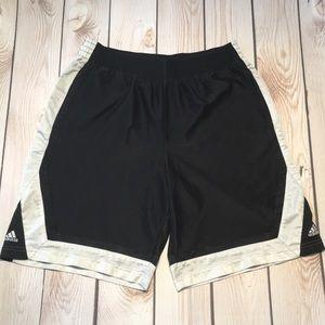 Adidas men's athletic shorts